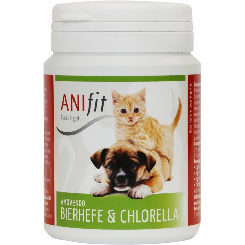 Bierhefe & Chlorella 170g (1 Piece)